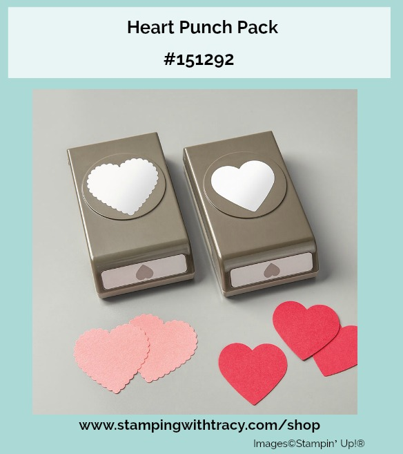 Heart Punch Pack