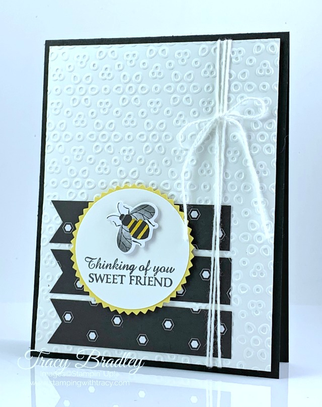 Stampin' Up! Honey Bee