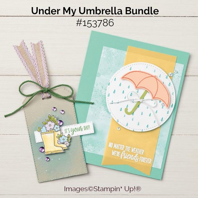 Under My Umbrella Bundle