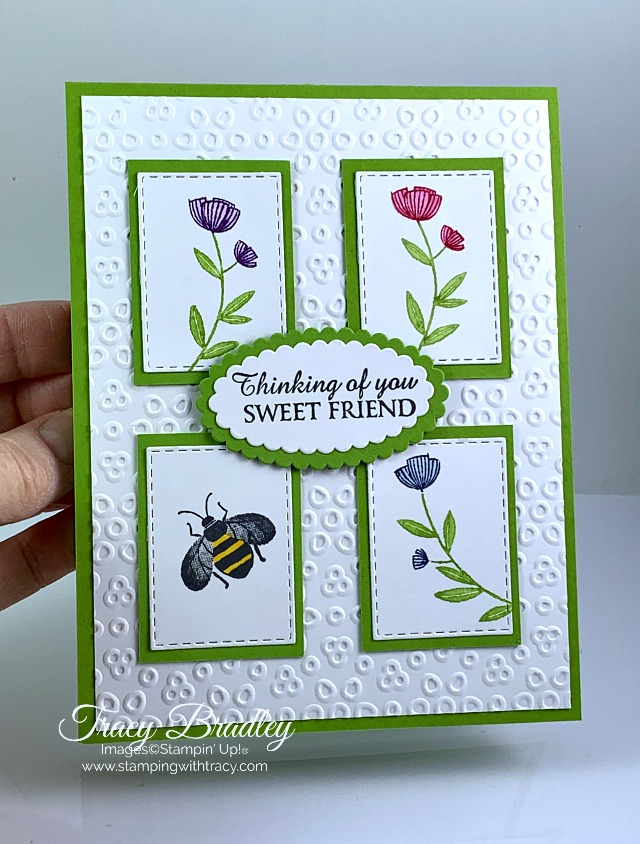 Honey Bee Stampin Up
