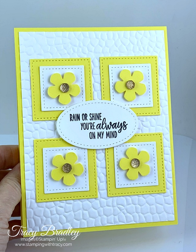 Pineapple Punch cardstock