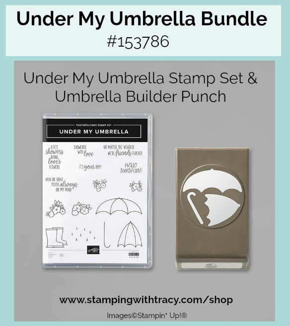 Under My Umbrella Bundle
