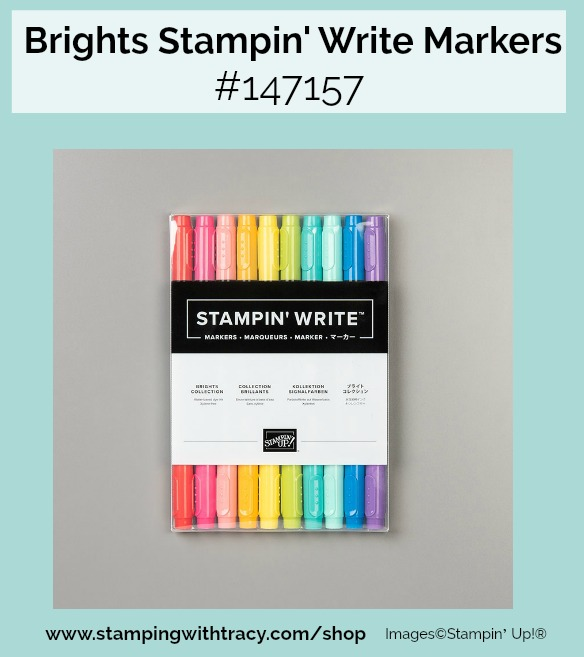 Stampin' Write Markers