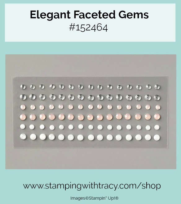 Elegant Faceted Gems