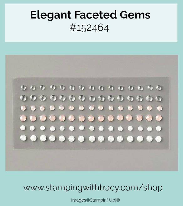 Elegant Faceted Gems