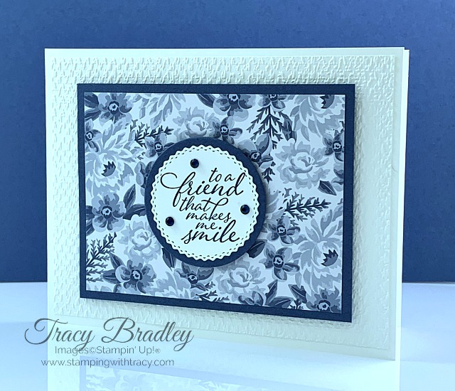 Flowers for Every Season Stampin Up