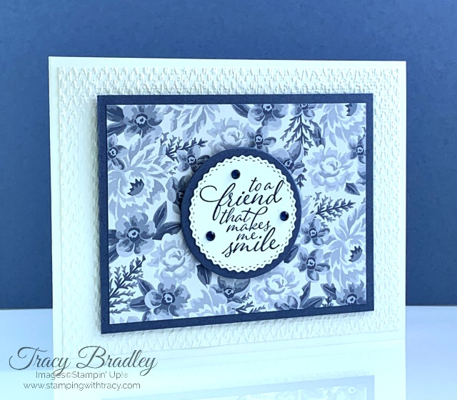 Misty Moonlight Stampin Up