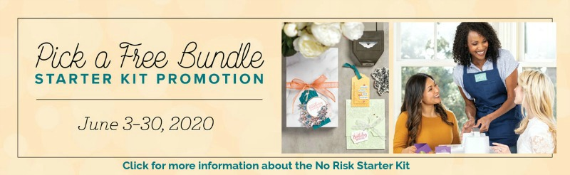 Pick a Free Bundle Stampin Up