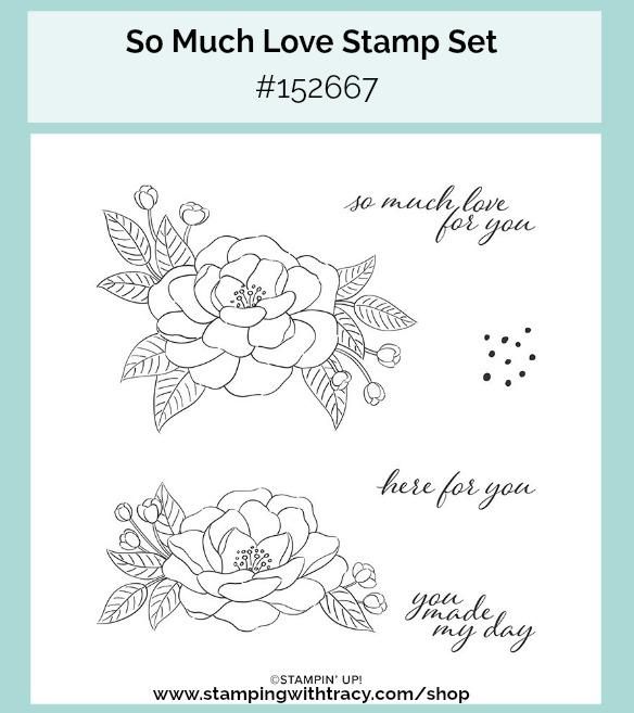 So Much Love Stamp Set