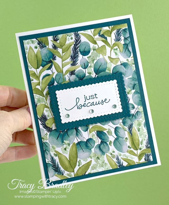Stampin Up! Lovely You
