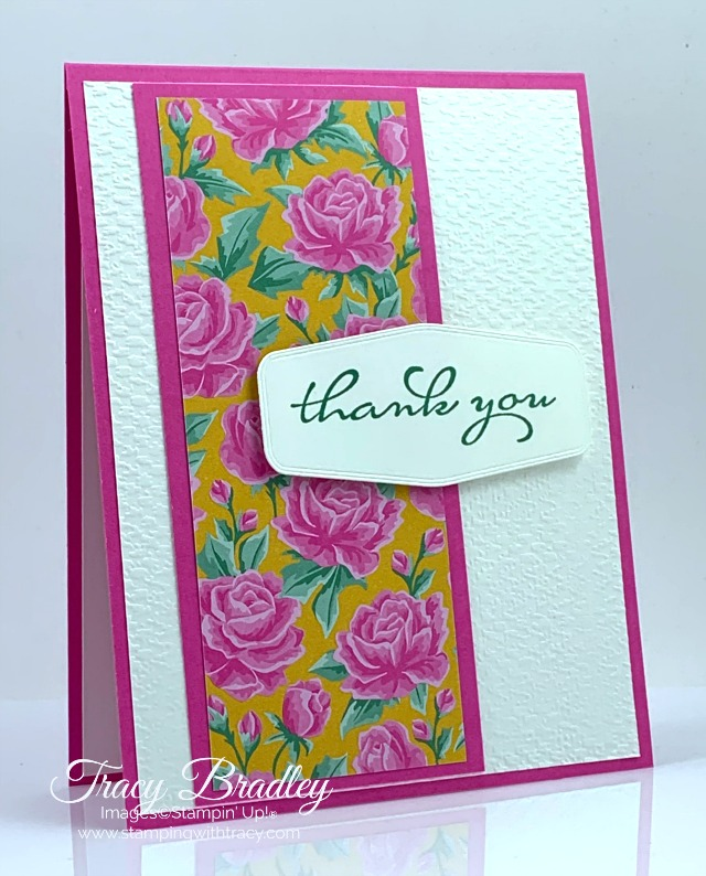 magenta Madness stampin up