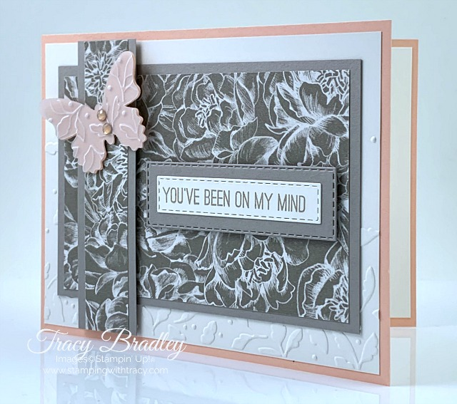 Stitched Rectangles Dies Stampin Up