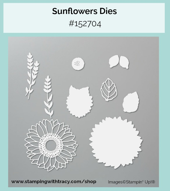 Sunflowers Dies