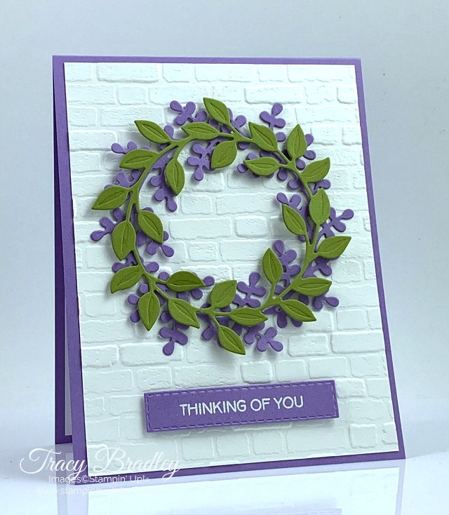 Wreath Builder Dies Stampin Up