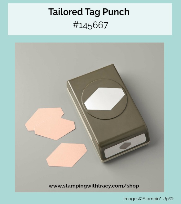 Tailored Tag Punch