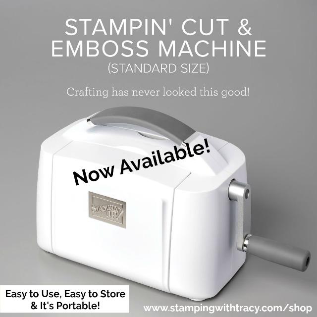Stampin Cut & Emboss