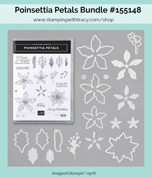 Poinsettia Petals Bundle