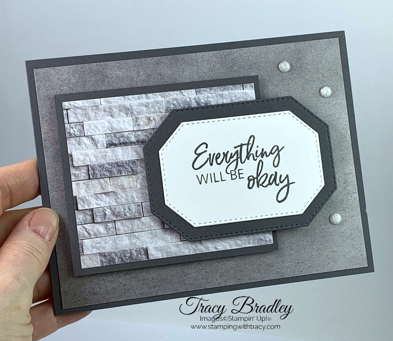 Stampin' Up! In Good Taste Designer Series Paper