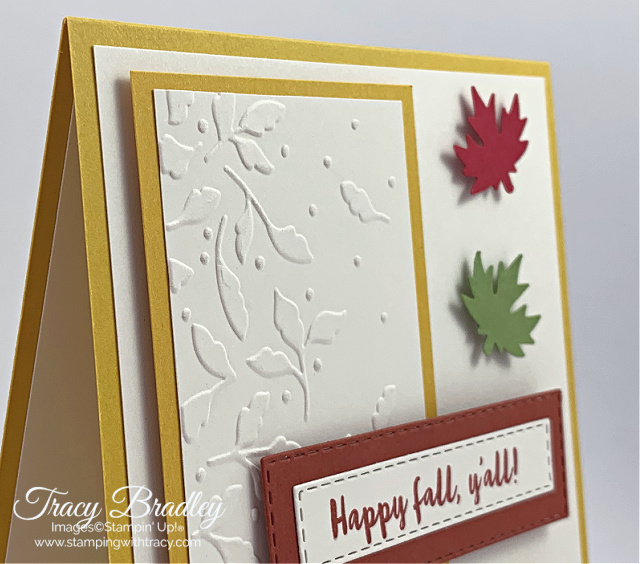 Autumn Punch Pack Stampin Up