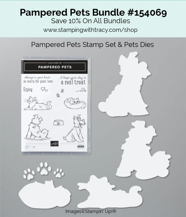 pampered pets bundle
