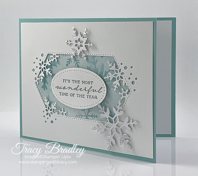 Snowflake Splendor Stampin Up