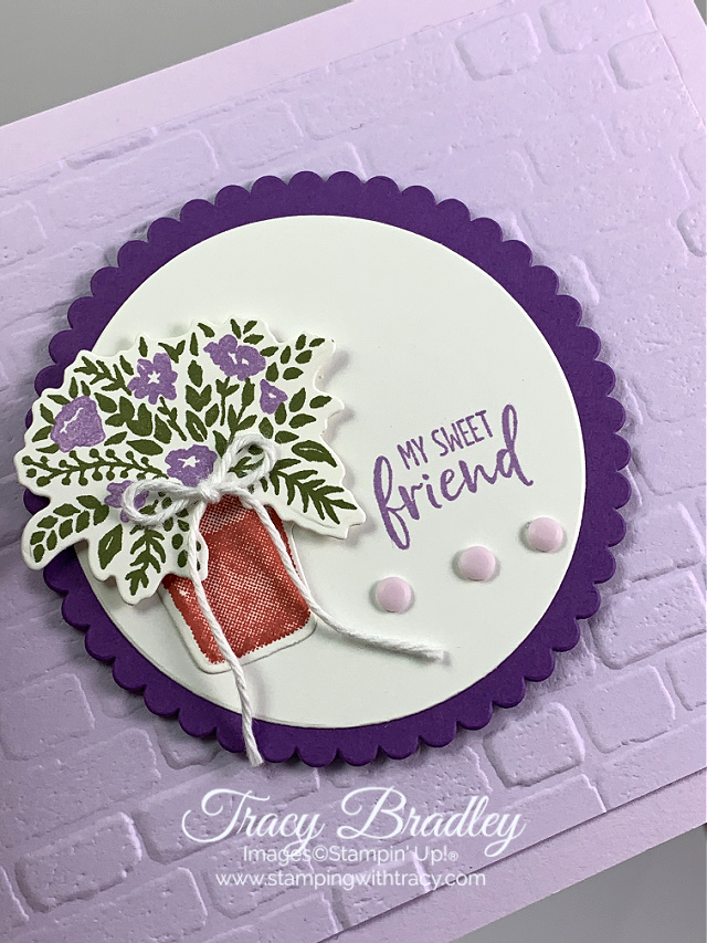 Welcoming Window stamp set
