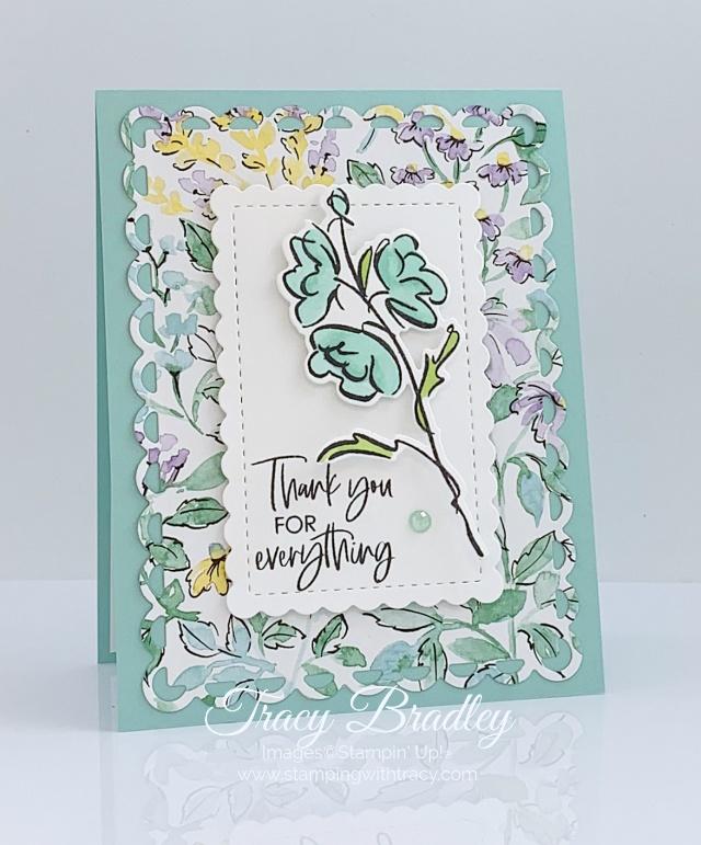 Hand-Penned Designer Series Paper