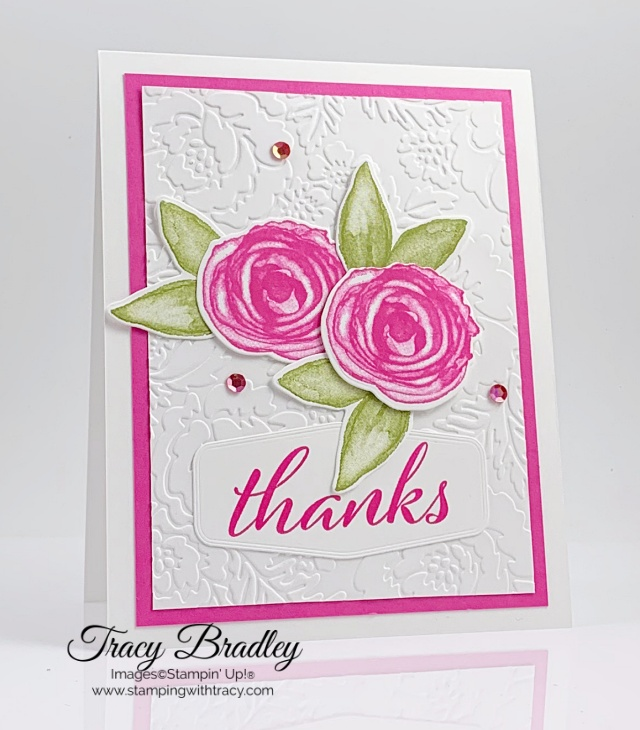 Artistically Inked Bundle Stamping with Tracy