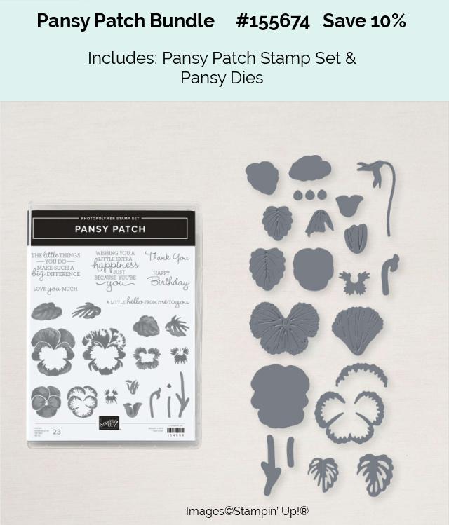 Pansy Patch Bundle