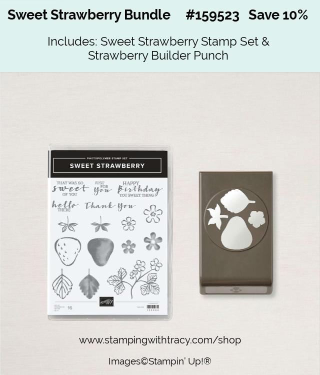 Sweet Strawberry Bundle
