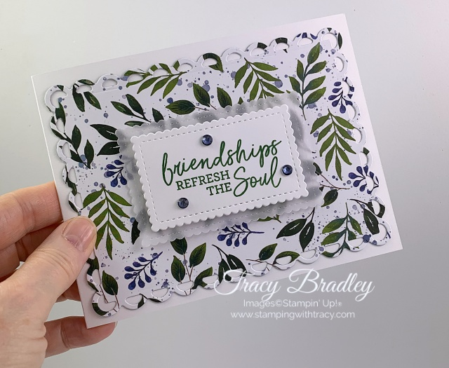 Beauty of the Earth Designer Series Paper
