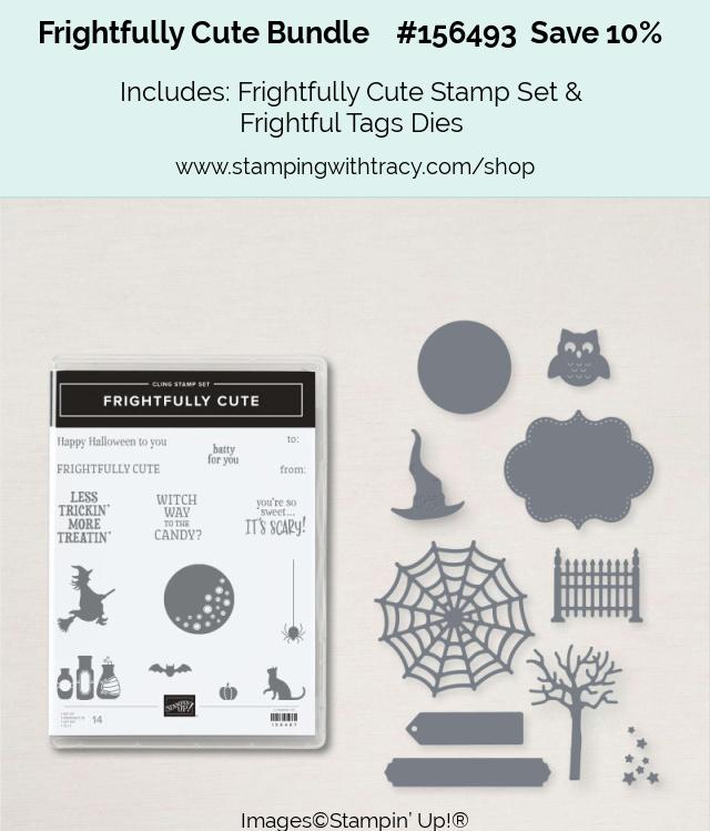 Frightfully Cute Bundle Stampin Up