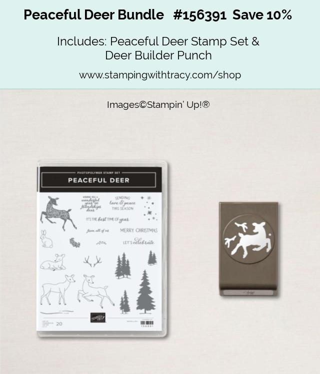Peaceful Deer Bundle