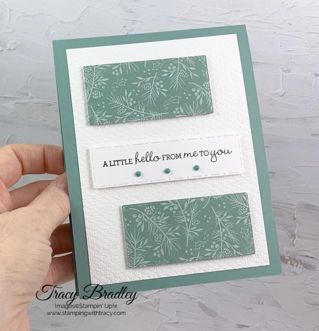 Tidings of Christmas Designer Series Paper