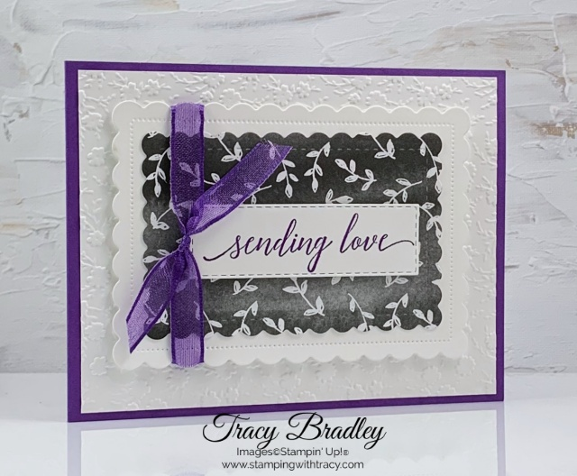 Stampin Up Scalloped Contours Dies