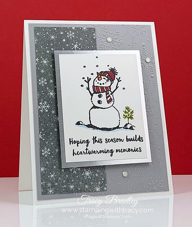 Snowman Season Stamp Set Stampin Up